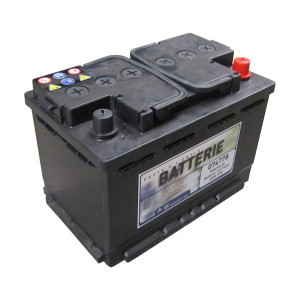 Batterie 12V 80Ah 720A