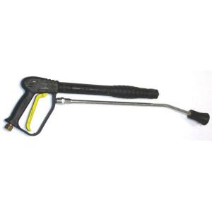 Lance simple complète avec pistolet