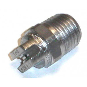 Buse haute pression Inox 1/4 MEG 15/045 (200BAR)
