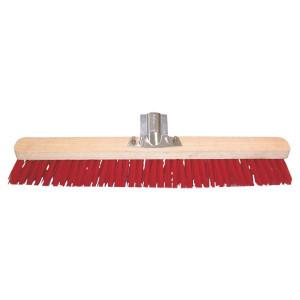 Balai de piste PVC rouge 60 CM