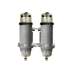 Logement de filtre à gasoil Fleetguard FH23921