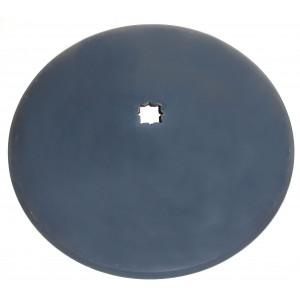 Disque de cover crop carré de 41 lisse diamètre 610 épaisseur 5