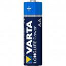 Lot de 4 piles AA 1.5V VARTA LR06