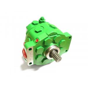Pompe hydraulique JOHN DEERE Ref AR101807, AR56160, AR94660, RE13377,