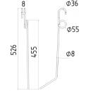 Dent de herse étrille EINBOCK Ref 15099