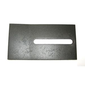 Grattoir métallique de rouleau packer type KUHN Ref 52532130-KU