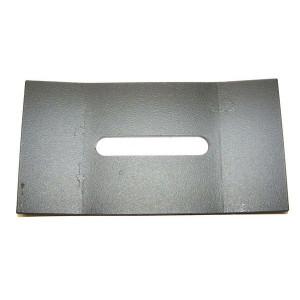 Grattoir métallique de rouleau packer type KUHN Ref 52532120-KU