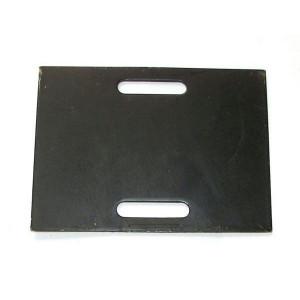 Grattoir métallique de rouleau packer LELY