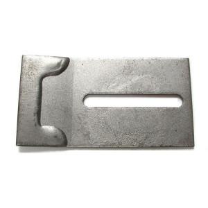 Grattoir métallique de rouleau packer type KUHN rechargé Ref 52532120-KU/52532130-KU