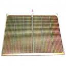 Demi grille inférieure CZ/1 CLAAS 1538x770 mm