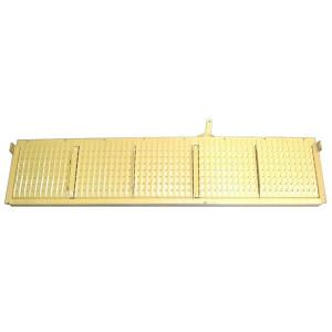 Demi extension de grille CZ/2 DEUTZ FAHR  FENDT  MASSEY FERGUSON 370x722 mm