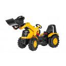 Tracteur caterpillar avec chargeur rollyX-Trac Premium