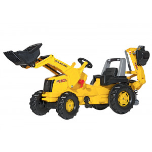 Tracteur New Holland construction rollyJunior