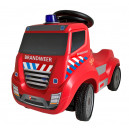 Camion de promenade pompiers