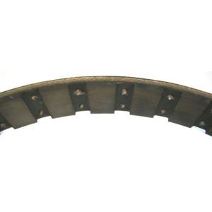 Bande caoutchouc crantee type N L60 P50 EA32 mm