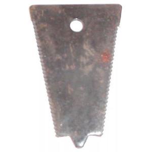 Contre plaque de doigt CLAAS Ref 522184