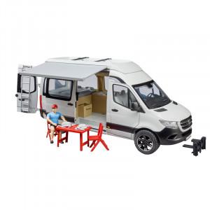 MERCEDES BENZ Sprinter camper avec chauffeur