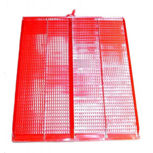 Grille supérieure GR/E BRAUD 1087x1248 mm