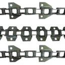 Jeu de 3 chaînes de convoyeur N° 6 CLAAS DOMINATOR 76-85-88 renforcé/4