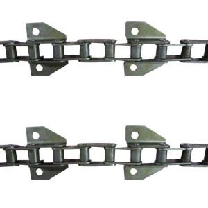 Jeu de 2 chaînes de convoyeur N° 6 FAHR 900-922-1002 renforcé