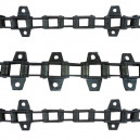 Jeu de 3 chaînes de convoyeur N°4 JD 950-952-955-960-965