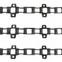Jeu de 3 chaînes de convoyeur N°11 NH 8040-8050
