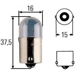 Ampoule feu clignotant Hella 12 V culot 5 W