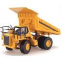 Dumper minier KOMATSU HD 605