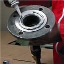 Tube joint métal spécial huiles et hydrocarbures - 100g