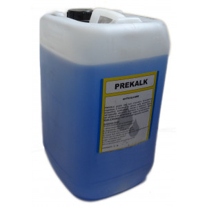Bidon 12kg anti tartre pour nettoyeur eau chaude