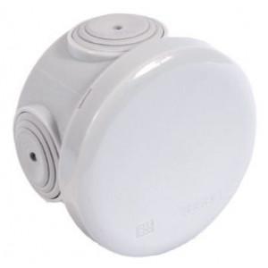 Boite de dérivation en saillie IP55 ronde 70 x 40 mm