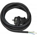 Cordon alimentation 3G1,5 fiche 16A/230V 3M BRENNENSTUHL
