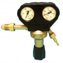 Détendeur de pression acetylène 0 à 2.5 Bars