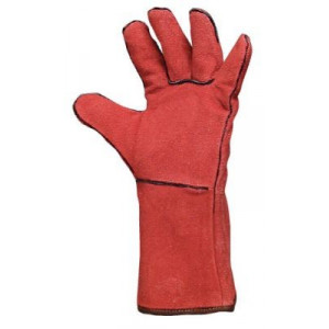 Paire de gants de soudeur