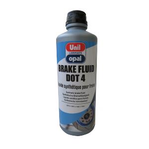 Liquide de frein Unil Opal Brake Fluid Dot 4