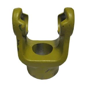 Machoire alésée à goupille MAL 230 - Dimensions :  30 x 10 - 80