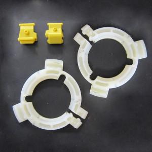 """Bagues tube """"Quick Lock"""" convient pour la référence Bondioli et Pavesi B2534"""