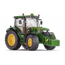 Tracteur JOHN DEERE 6125 R détaillé