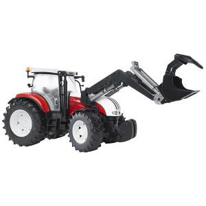 Tracteur STEYR CVT 6230 avec chargeur