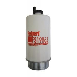 Filtre séparateur eau / gasoil à visser Fleetguard FS19863