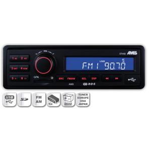 Autoradio AMS essentiel RDS USB SD