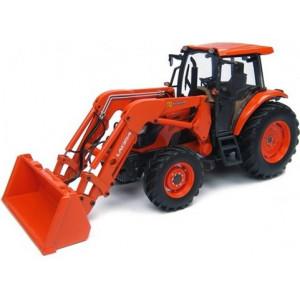 Tracteur KUBOTA m 9960 avec chargeur